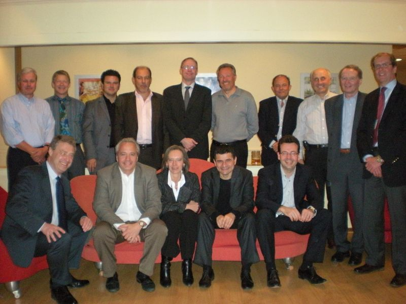 ARCO Chemical Reunion at UTECH - The Urethane Blog